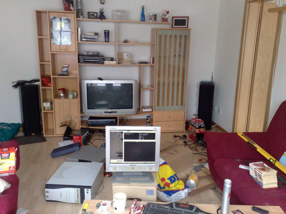 Umzug: Meine Neue Wohnung